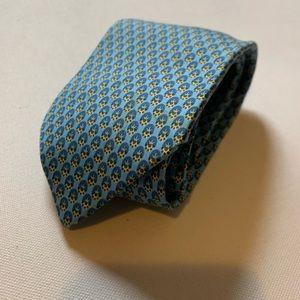 Authentic Hermès tie